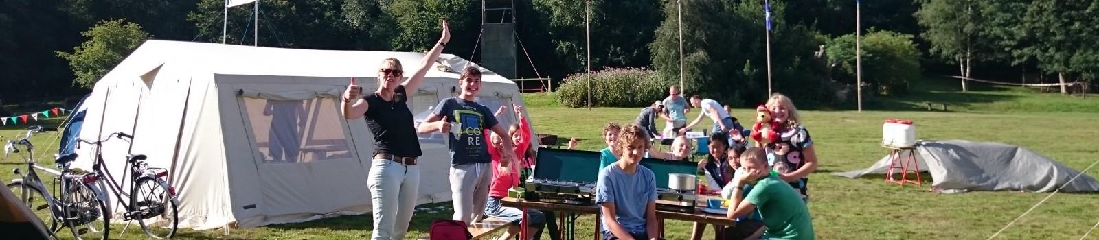 Scouting Marco Polo Delft - De gezelligste vereniging van Delft e/o!